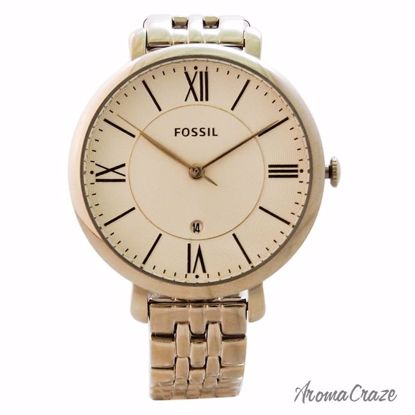 Fossil ES3433P Jacqueline Stainless Steel Watch for Women 1