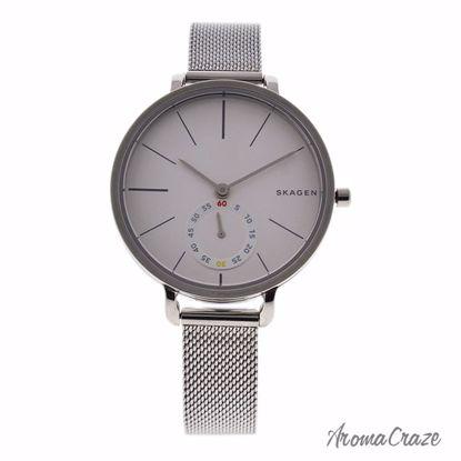 Skagen SKW2358 Hagen Stainless Steel Mesh Bracelet Watch for