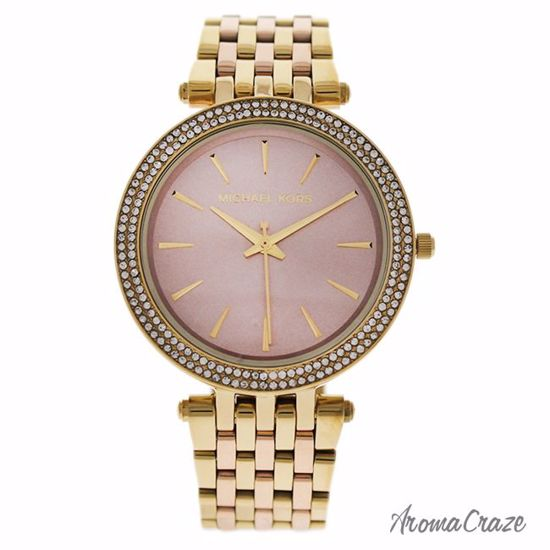 ff5cfcb8f6e1 Michael Kors MK3507 Darci Gold Rose Gold Watch for Women 1 Pc ...