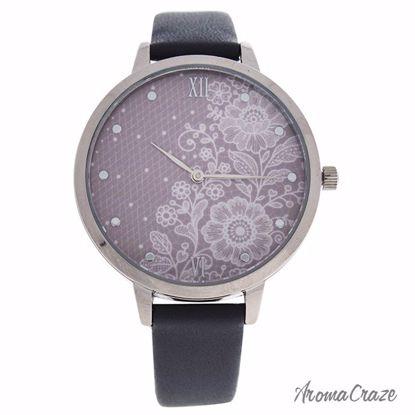 Charlotte Raffaelli CRR004 La Romance Silver/Grey Leather St