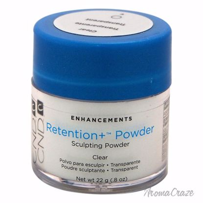 CND Retention + Powder Sculpting Powder Clear Nail Care Unis