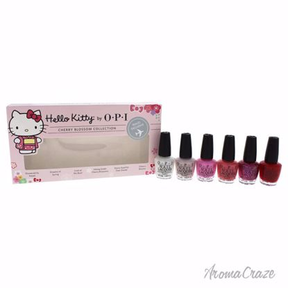 OPI Nail Lacquer Mini Hello Kitty Cherry Blossom Collection