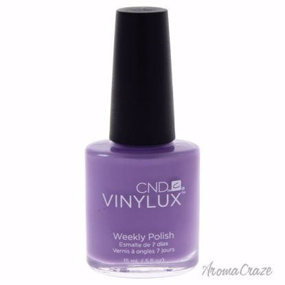 CND Vinylux Weekly Polish # 125 Lilac Longing Nail Polish fo