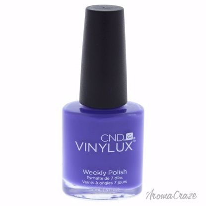 CND Vinylux Weekly Polish # 236 Video Violet Nail Polish for