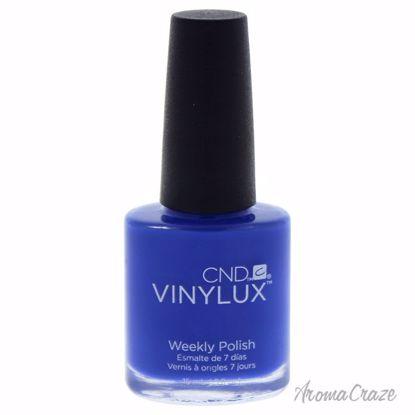 CND Vinylux Weekly Polish # 238 Blue Eyeshadow Nail Polish f