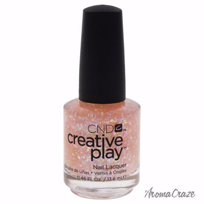 CND Creative Play Nail Lacquer Got A Light? for Women 0.46 o