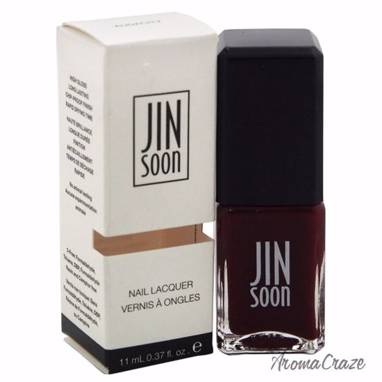 JINsoon Nail Lacquer Audacity Nail Polish for Women 0.37 oz