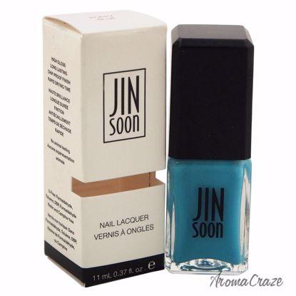 JINsoon Nail Lacquer Poppy Blue Nail Polish for Women 0.37 o