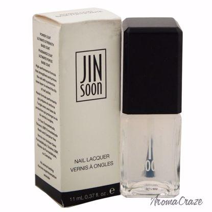 JINsoon Nail Lacquer Power Coat (Strengthening Base) Nail Po