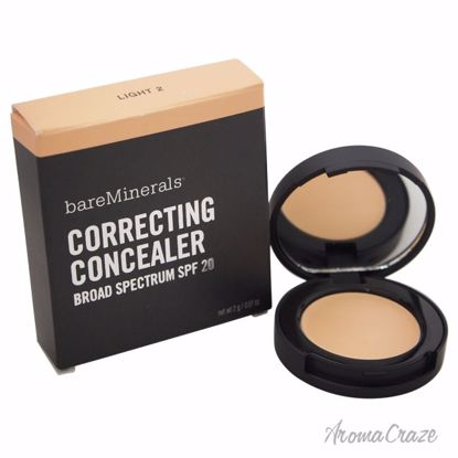 bareMinerals Correcting Concealer SPF 20 Light 2 Concealer for Women 0.07 oz - Face Makeup Products | Face Cosmetics | Face Makeup Kit | Face Foundation Makeup | Top Brand Face Makeup | Best Makeup Brands | Buy Makeup Products Online | AromaCraze.com