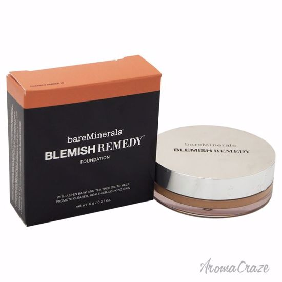 bareMinerals Blemish Remedy Clearly Amber 10 Foundation for Women 0.21 oz - Face Makeup Products | Face Cosmetics | Face Makeup Kit | Face Foundation Makeup | Top Brand Face Makeup | Best Makeup Brands | Buy Makeup Products Online | AromaCraze.com