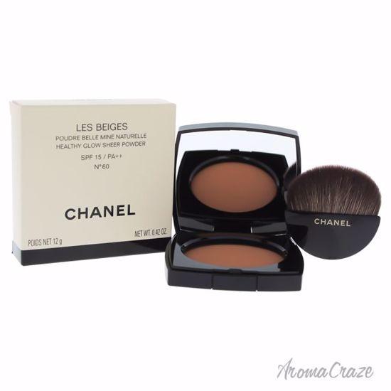 a6faba4f Chanel Les Beiges Healthy Glow Sheer Powder SPF 15 No. 60 Powder for Women  0.42 oz