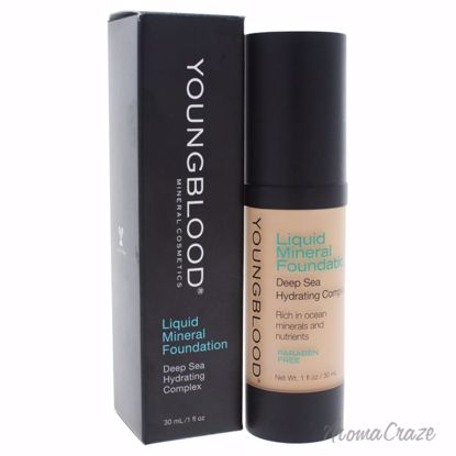 Youngblood Liquid Mineral Pebble Foundation for Women 1 oz