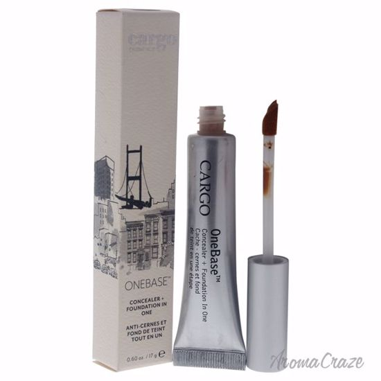 Cargo Onebase Concealer Foundation 45 Mediumdark With Golden