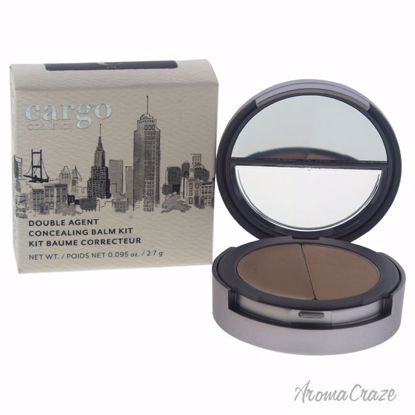 Cargo Double Agent Concealing Balm Kit # 2N Light Concealer
