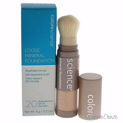 Colorescience Loose Mineral Foundation Brush SPF 20 Light Iv