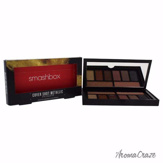 SmashBox Cover Shot Eye Palettes Metallics Palette for Women