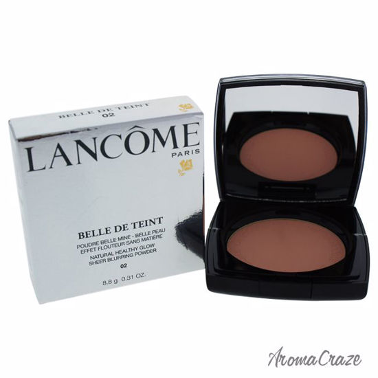 2b3d360fd Lancome Belle De Teint Natural Healthy Glow Sheer Blurring Powder # 02 Belle  D Abricot Powder for Women 0.31 oz