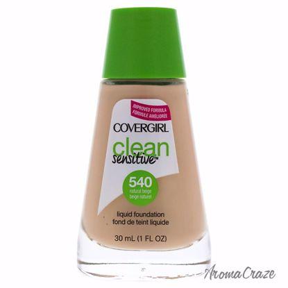 CoverGirl Clean Sensitive Liquid # 540 Natural Beige Foundat