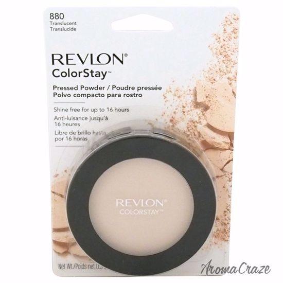 Revlon ColorStay Pressed Powder # 880 Translucent Powder for Women 0.3 oz - Face Makeup Products | Face Cosmetics | Face Makeup Kit | Face Foundation Makeup | Top Brand Face Makeup | Best Makeup Brands | Buy Makeup Products Online | AromaCraze.com