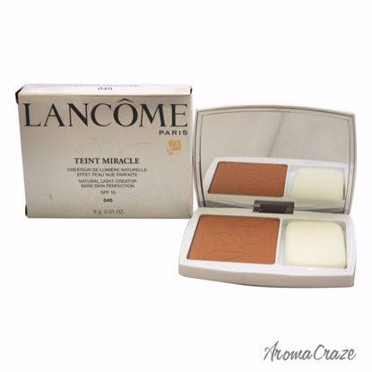Lancome Teint Miracle Compact Foundation SPF 15 # 045 Sable