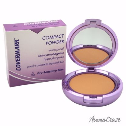 Covermark Compact Powder Waterproof # 4 Dry Sensitive Skin P