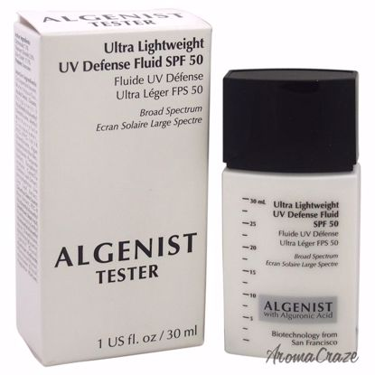 Algenist Ultra Lightweight UV Defense Fluid SPF 50 Fluid (Te