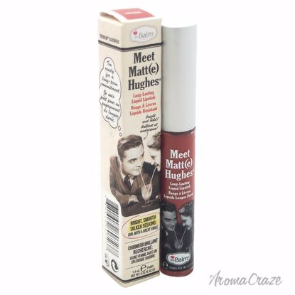 the Balm Meet Matte Hughes Long Lasting Liquid Lipstick Sinc