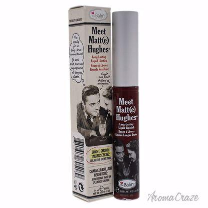 the Balm Meet Matte Hughes Long Lasting Liquid Lipstick Ador