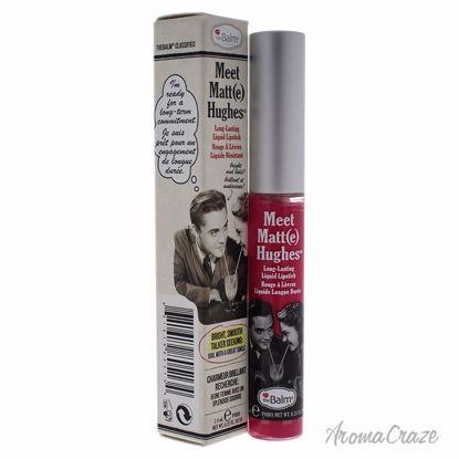 the Balm Meet Matte Hughes Long Lasting Liquid Lipstick Chiv