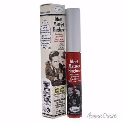 the Balm Meet Matte Hughes Long Lasting Liquid Lipstick Hone