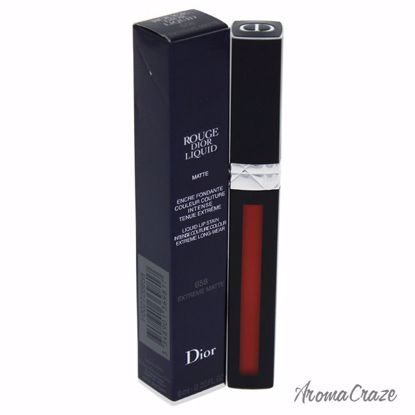 Christian Dior Rouge Liquid Lip Stain # 658 Extreme Matte Li