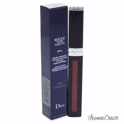 Christian Dior Rouge Liquid Lip Stain # 979 Poison Metal Lip