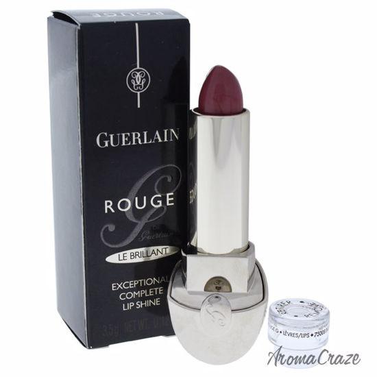 a933fd76190 Guerlain Rouge G De Guerlain Le Brillant Exceptional Complete Lip Shine    B62 Betsy Lipstick (Refill) for Women 0.12 oz