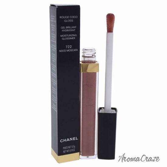 4fbee5b2f0 Chanel Rouge Coco Gloss Moisturizing Glossimer # 722 Noce Moscata Lip for  Women 0.19 oz
