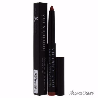 Youngblood Color-Crays Lip Crayon Matte Santa Cruz Lipstick