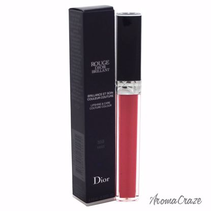 Dior by Christian Dior Rouge Brillant Lip Gloss # 359 Miss f