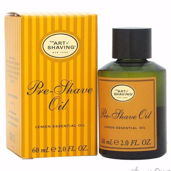 Pre- Shave Oil - Lemon by The Art of Shaving for Men - 2 oz