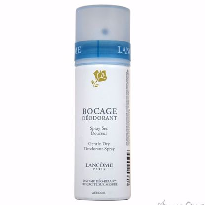 Bocage Gentle Dry Deodorant Spray by Lancome for Unisex - 4.