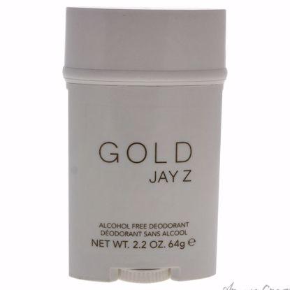 Gold Jay Z by Jay Z for Men - 2.2 oz Deodorant Stick