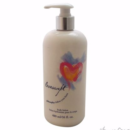 Loveswept by Philosophy for Women - 16 oz Body Lotion