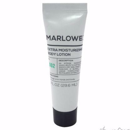 No. 002 Extra Moisturizing Body Lotion by Marlowe for Unisex