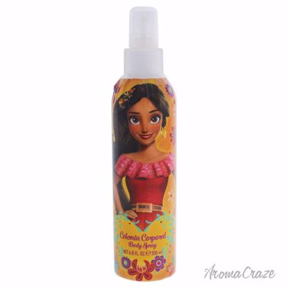 Elena Of Avalor by Disney for Kids - 6.8 oz Body Spray - Deodorants | Antisperspirants | Deodorants Sticks | Deodorants Roll On | Best Deodorants For Women and Men | Deodorants and Antiperspirants | Unisex Deodorants | AromaCraze.com