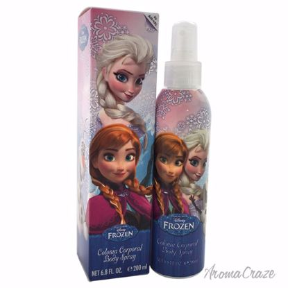 Frozen by Disney for Kids - 6.8 oz Body Spray - Deodorants | Antisperspirants | Deodorants Sticks | Deodorants Roll On | Best Deodorants For Women and Men | Deodorants and Antiperspirants | Unisex Deodorants | AromaCraze.com