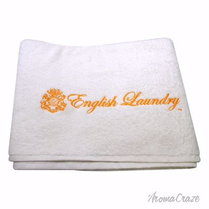 English Laundry Towel White/Gold by English Laundry for Unis