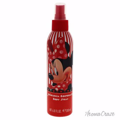 Minnie Mouse by Disney for Kids - 6.8 oz Body Spray - Deodorants | Antisperspirants | Deodorants Sticks | Deodorants Roll On | Best Deodorants For Women and Men | Deodorants and Antiperspirants | Unisex Deodorants | AromaCraze.com
