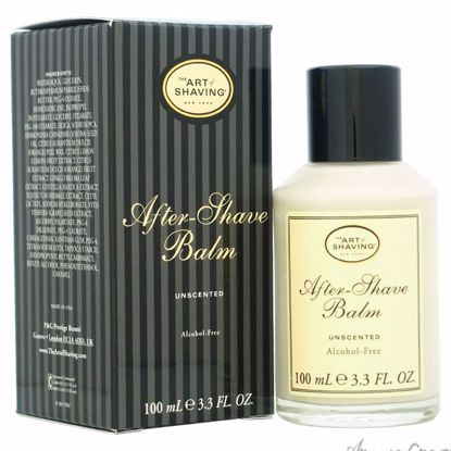 After-Shave Balm - Unscented by The Art of Shaving for Men -