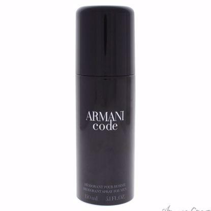 Armani Code by Giorgio Armani for Men - 5.1 oz Deodorant Spr