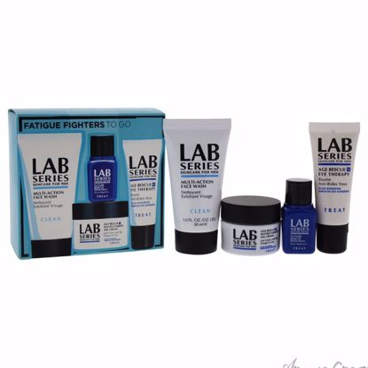 Fatigue Fighters To Go Skincare by Lab Series for Men - 4 Pc