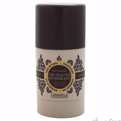 The Healthy Deodorant - Pure Vanilla by Lavanila for Women -